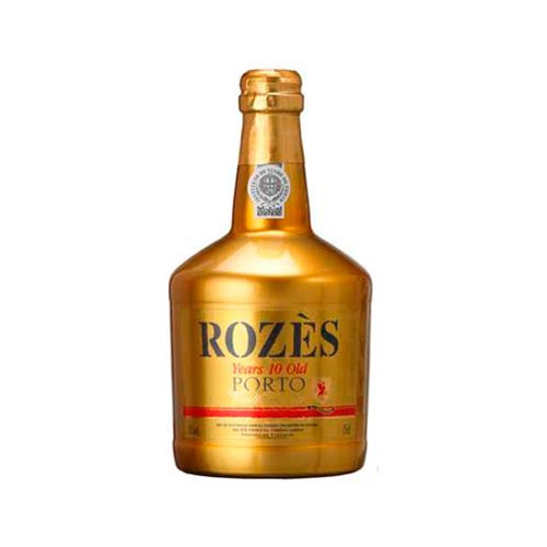 Rozes CC Gold 10 years old Port