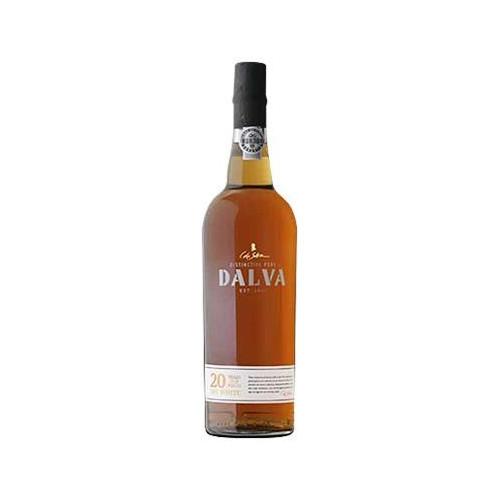 Dalva 20 Years Old Dry White Port