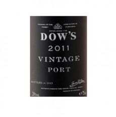 Dows Vintage Port 2011