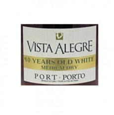 Vista Alegre 40 Anos White...