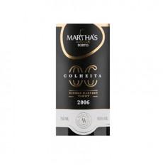 Marthas Colheita Port 2006
