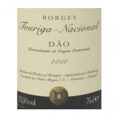 Borges Dão Touriga Nacional...