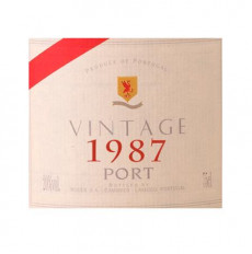 Rozes Vintage Portwein 1987