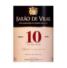 Barão de Vilar 10 years old...