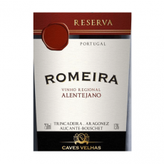 Romeira Reserve Red 2019