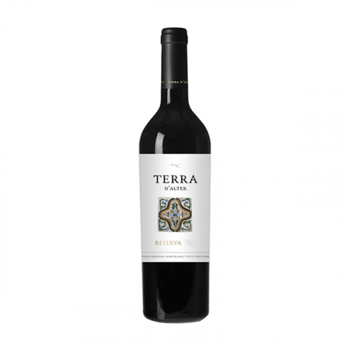 Terra dAlter Reserve Red 2017