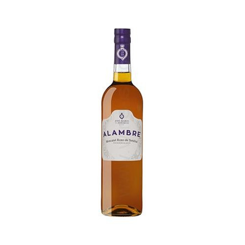 Alambre Moscatel Roxo 5 years