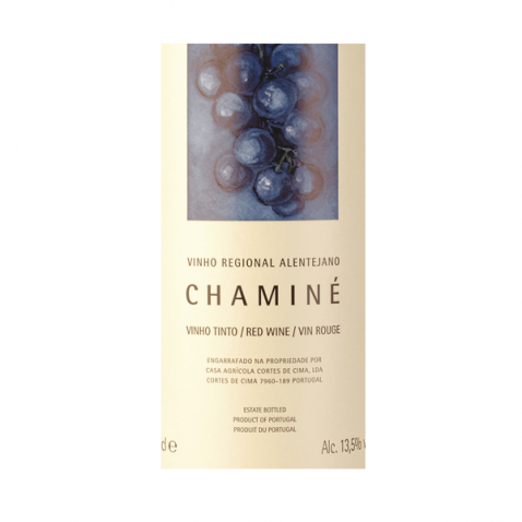 Chamine Red 2018