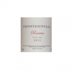 Confidencial Reserve Red 2017