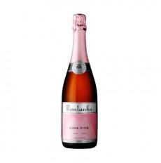 Montanha Riserva Love Pink Brut Frizzante