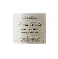 Dona Berta Reserve Vinha...