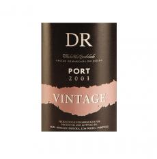 DR Vintage Port 2001
