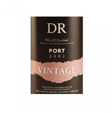 DR Vintage Port 2002