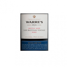 Warres LBV Port 2007