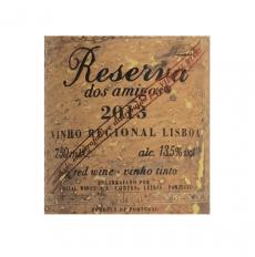 Magnum Vidigal Reserva dos Amigos Rouge 2018