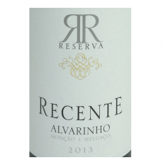 Recente Alvarinho Reserve...