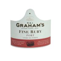 Grahams Fine Ruby Port