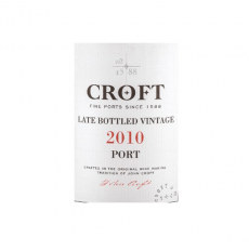 Croft LBV Porto 2013