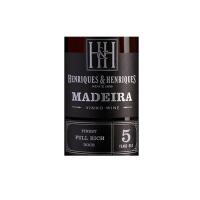 Henriques Henriques Doce 5 Anos Madeira
