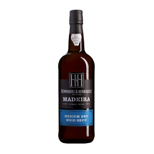 Henriques Henriques Medium Dry 3 years Madeira