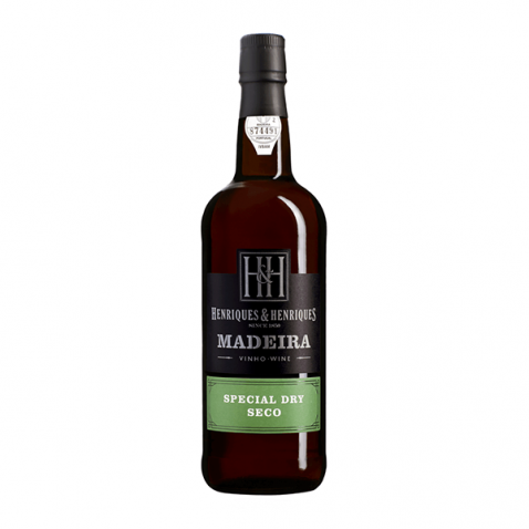Henriques Henriques Special Dry 3 años Madeira