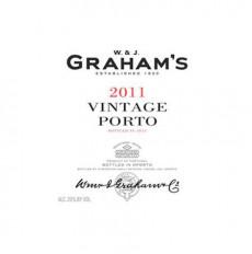 Magnum Grahams Vintage...