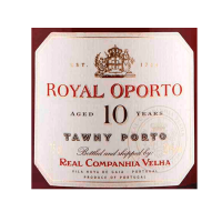 Real Companhia Velha 10 years Port