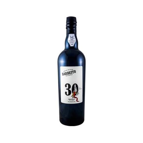 Barbeito Malvasia Vó Vera 30 jahre Madeira