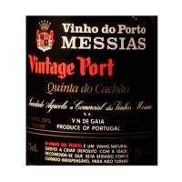 Quinta do Cachão Vintage Port 1966