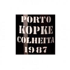 Kopke Colheita Porto 1987