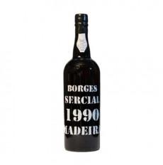 H M Borges Sercial Colheita Madeira 1990