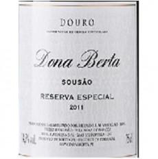 Dona Berta Sousão Special...