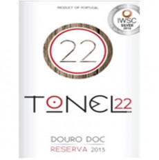 Tonel 22 Reserve Red 2015