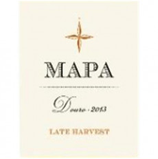 Mapa Late Harvest White 2015