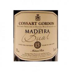 Cossart Gordon 15 ans Boal...