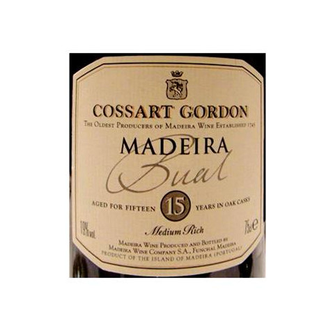 Cossart Gordon 15 years...