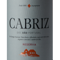 Quinta de Cabriz Reserve Red 2016