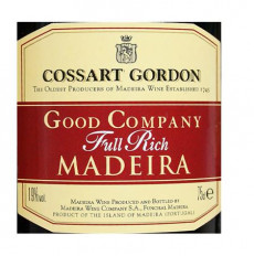 Cossart Gordon Good Company...