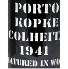 Kopke Colheita Porto 1941