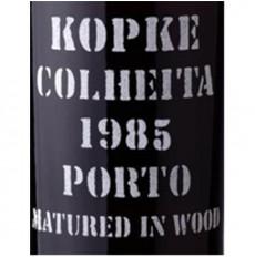 Kopke Colheita Port 1985