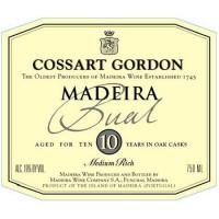 Cossart Gordon 10 years Boal Medium Sweet