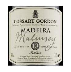 Cossart Gordon 10 Anos...