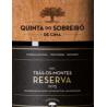Magnum Quinta do Sobreiró de Cima Reserve Rouge 2014