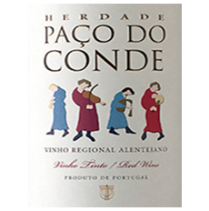 Paço do Conde Red 2017