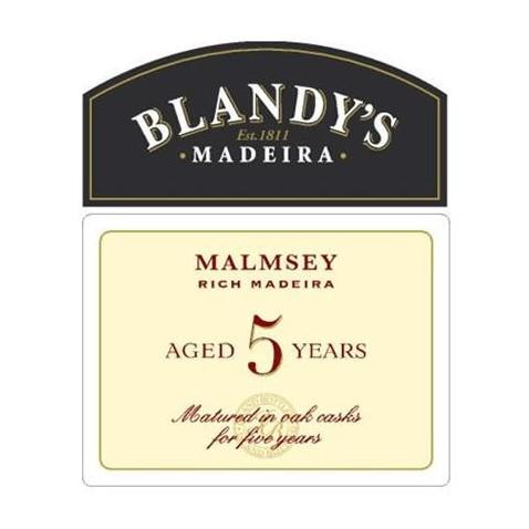 Blandys 5 years Bual Madeira