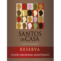 Santos da Casa Alentejo Reserve Red 2016