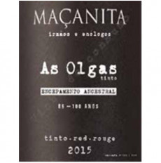 Maçanita As Olgas Red 2015
