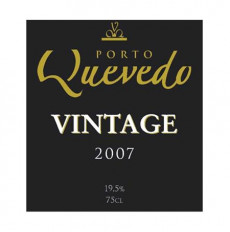 Quevedo Vintage Port 2007