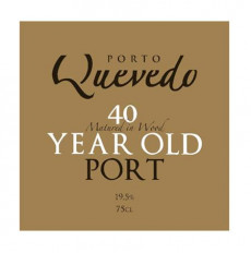 Quevedo Tawny 40 years old...