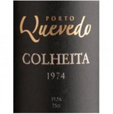 Quevedo Colheita Portwein 1974